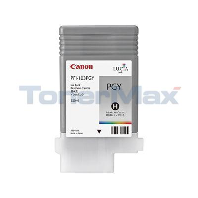 CANON PFI-103 INK TANK PHOTO GRAY 130ML
